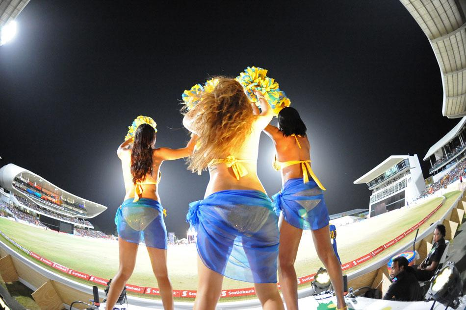 Barbados Tridents v Trinidad & Tobago Red Steel - CPL 2013