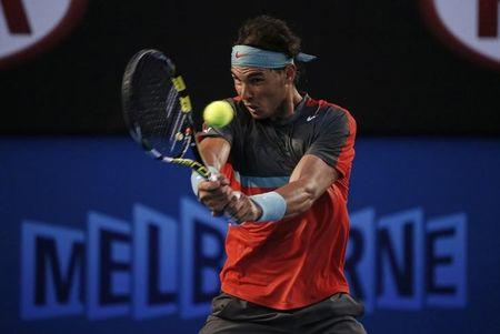 Nadal confident of playing well at U.S. Open