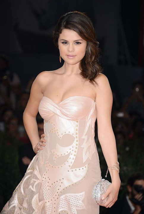 Selena Gmez deslumbra en Cannes