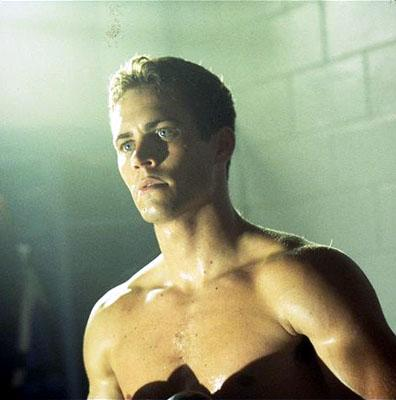Paul Walker as Caleb Mandrake in Universal's The Skulls