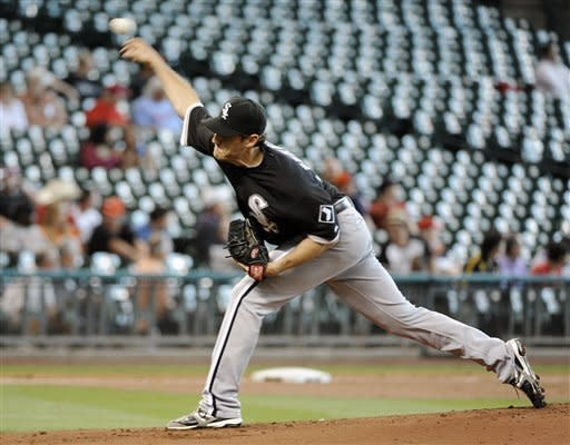 Astros and White Sox tie in exhibition finale