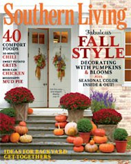 Southern Living October 2012
