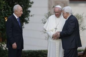 Answering Our Lady's Request: Pope Says Israelis, Palestinians Must Seek Peace