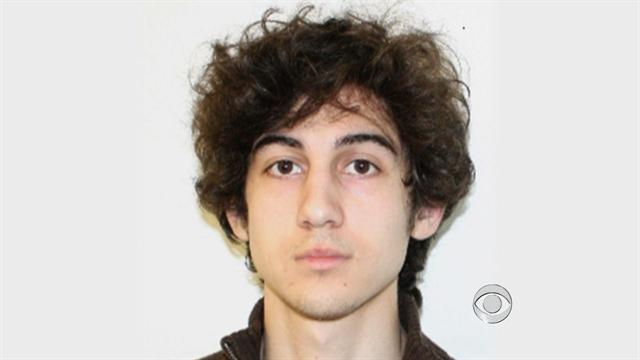 Dzhokhar Tsarnaev in custody; in serious condition