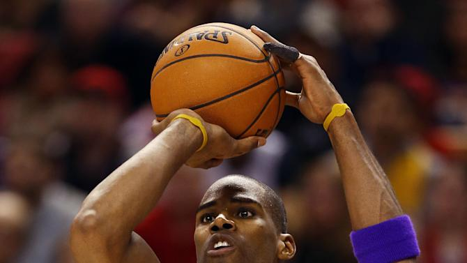 NBA: Los Angeles Lakers at Toronto Raptors