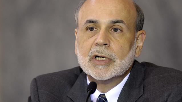Fed Bernanke Under Pressure