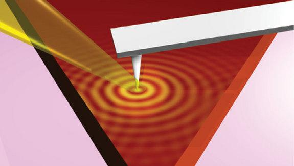 Far Out! Making Crystals Ripple with Light