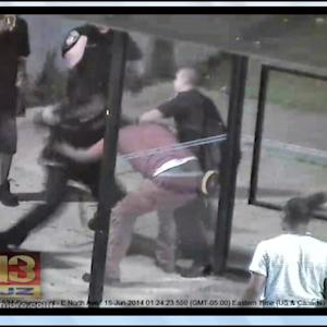 Baltimore Police Investigating Brutality Lawsuit After Video Surfaces