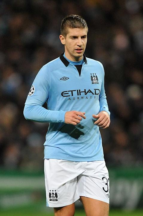 Matija Nastasic has impressed since joining Manchester City in the summer