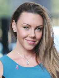 Michelle Heaton shaken by double mastectomy