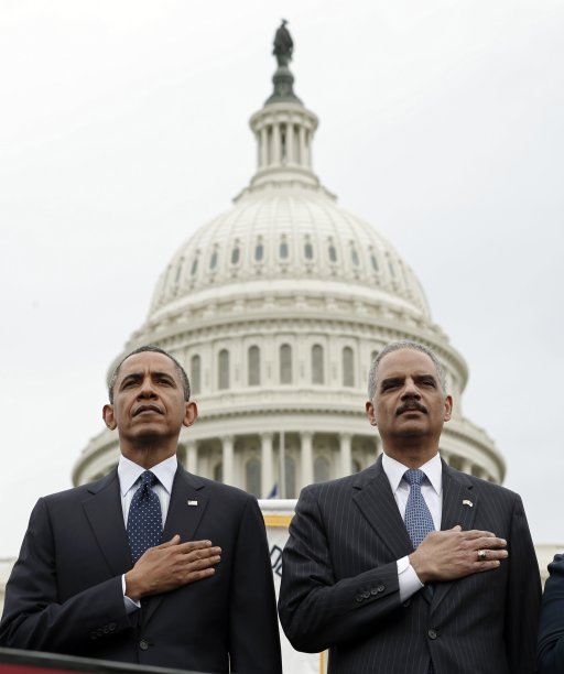 Holder lashes out at Issa during tense hearing, calls conduct 'shameful'  