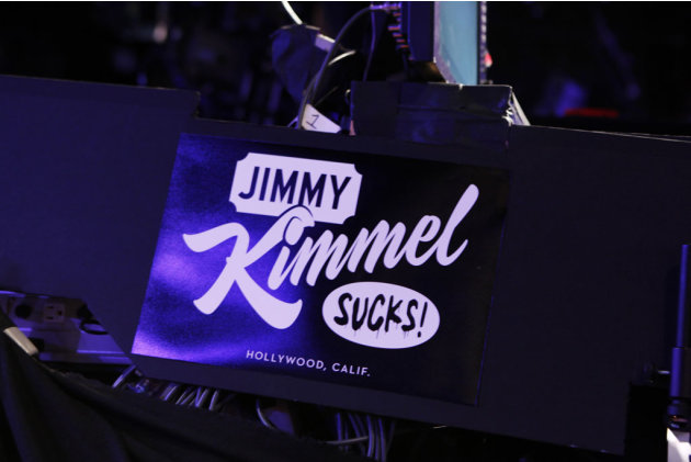 JIMMY KIMMEL LIVE - PRODUCTION …