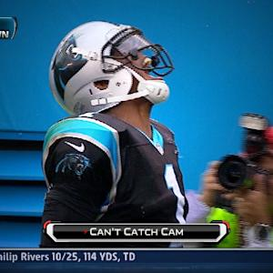 Top 5 Carolina Panthers quarterback Cam Newton plays