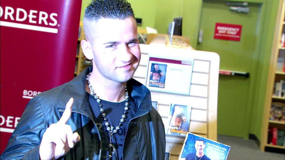 Mike 'The Situation' Sorrentino Investigated for Felony by FBI
