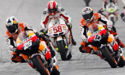 Italian Rider Dies In Horrific MotoGP Smash