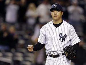 Kuroda's 5-hitter leads Yankees over Orioles 3-0