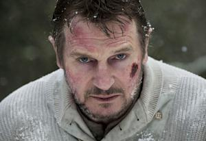 Liam Neeson's The Grey Tops Weekend Box Office