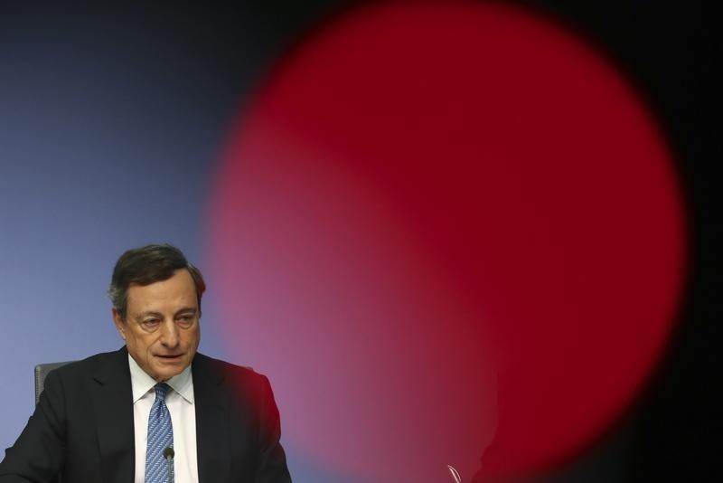 ECB aware ultra-low rates have rising cost - Draghi