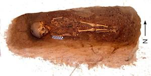 Earliest Case of Child Abuse Discovered in Egyptian Cemetery