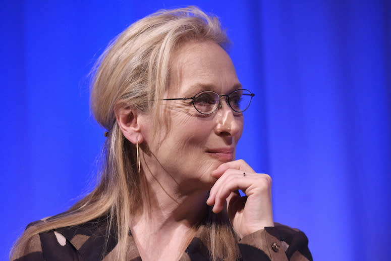 This Is 40: Meryl Streep Just Created a Writers' Program for Women