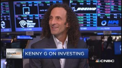 Coffee and iPhones: Investment advice from Kenny G