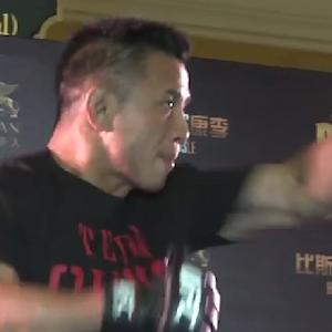 Fight Night Macao: Open Workout Highlights