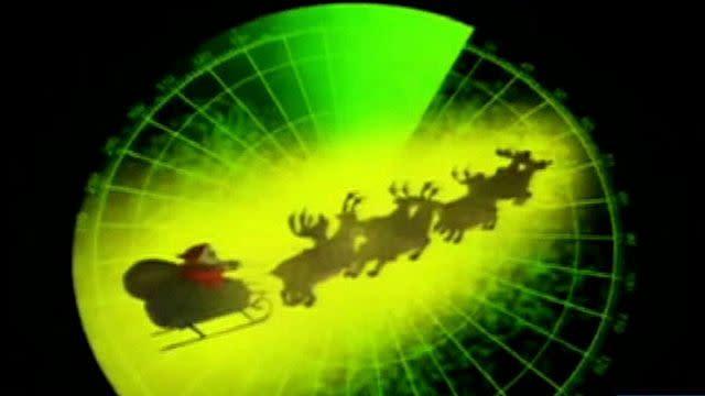 How NORAD saved Christmas
