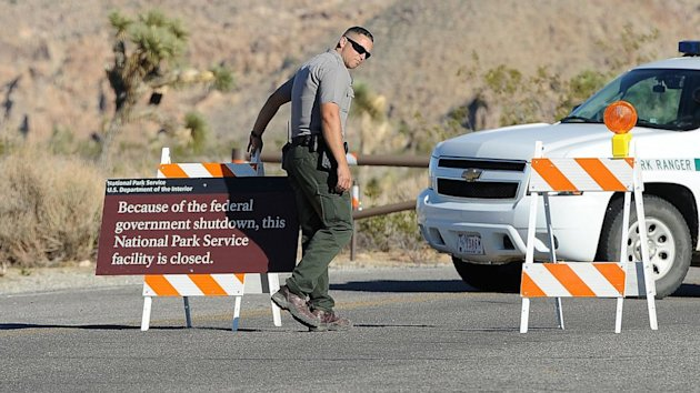Shutdown Drama Puts National Park Service in Crossfire (ABC News)