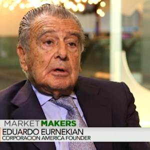 Argentina Government Knows What It Is Doing: Eurnekian