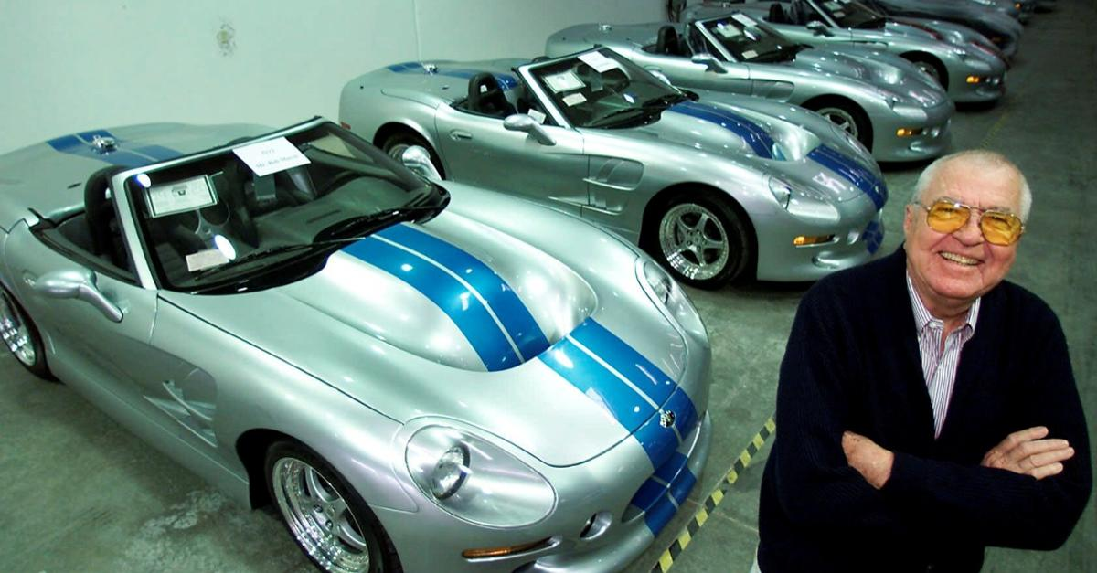 Carroll Shelby: Master of Mustangs & Muscle Cars