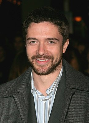 Premiere: Topher Grace at the LA premiere of 20th Century Fox's Walk the Line - 2005