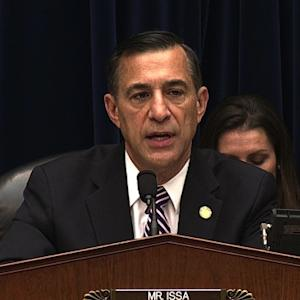 Issa: HealthCare.gov launch a