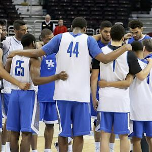 Calipari, Wildcats preparing for 'battle' with West Virginia