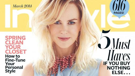 Nicole Kidman Shares Her Love of Wendy's, Romantic Letters and Nature