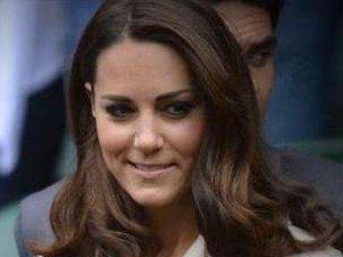 Now a Seasoned Royal, Kate Prepares for Motherhood
