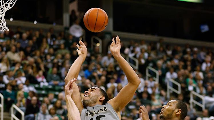 Oakland Golden Grizzlies v Michigan State Spartans