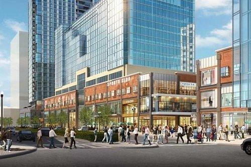Arlington Approves Ballston Mall Project; Hope for Gun Ban