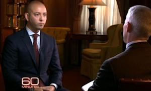 In his first interview since publicly resigning from Goldman Sachs, Greg Smith tells Anderson Cooper on 60 Minutes that he hoped the op-ed would be a wake-up call.