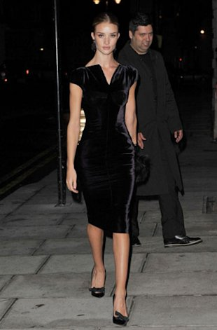 Rosie Huntington-Whiteley in Tom Ford