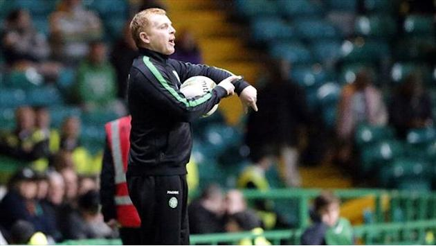 Scottish Premiership - Lennon praises world-class Samaras
