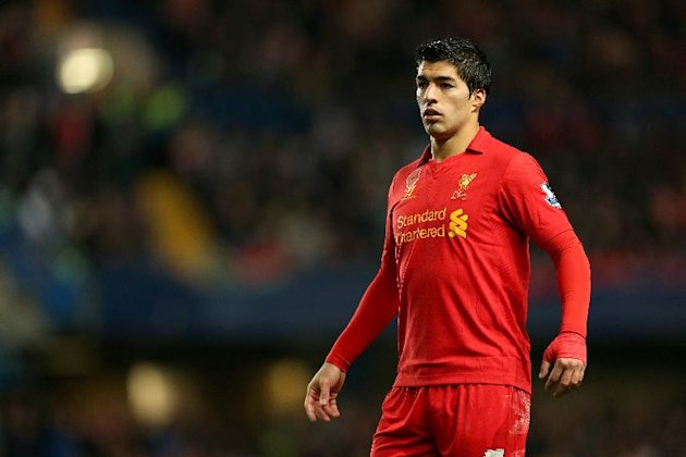 Luis Suarez is not leaving Liverpool, according to boss Brendan Rodgers