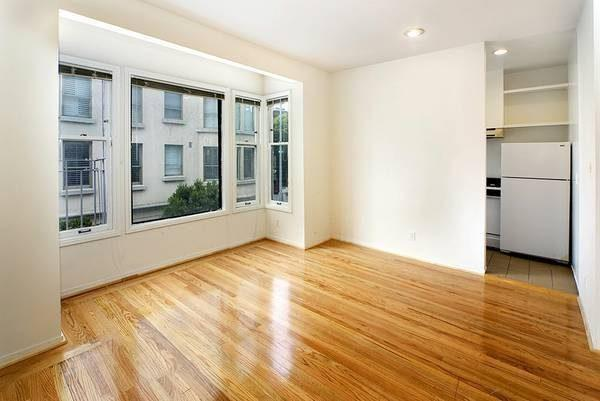 Curbed Comparisons: What $2,400/Month Rents You in San Francisco
