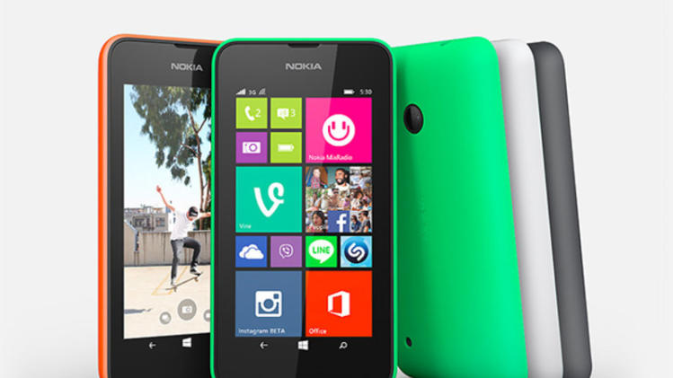 Microsoft's Lumia 530 aims to take on Android at the low end