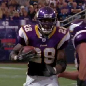 Are the Dallas Cowboys making room for Minnesota Vikings running back Peterson?