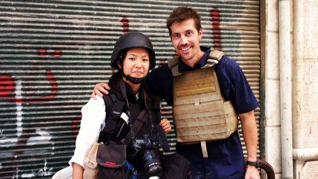 Freelancer discusses the perils of war reporting