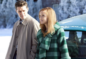 Matthew Morrison and Jayma Mays | Photo Credits: Adam Rose/FOX
