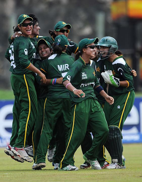 India Women v Pakistan Women - ICC Women's World Twenty20 2012: Group A