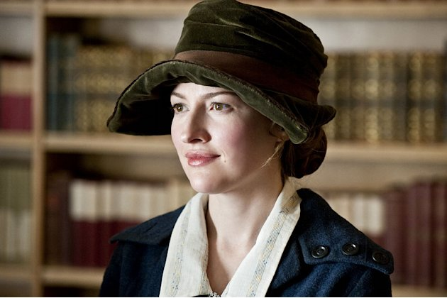 "Kelly Macdonald stars as Margaret in ""Boardwalk Empire."""