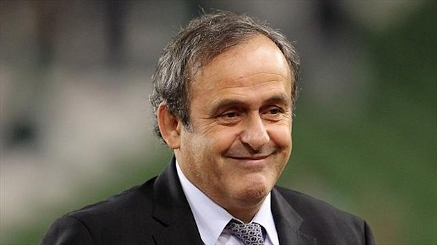 Michel Platini is weighing up his options over the FIFA presidency