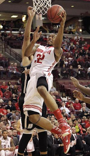 Smith has 19 as No. 3 OSU rolls over Bryant, 86-48
